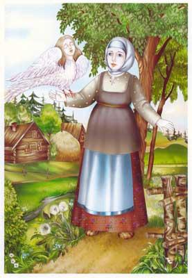 Святая праведная блаженная Матрона Московская